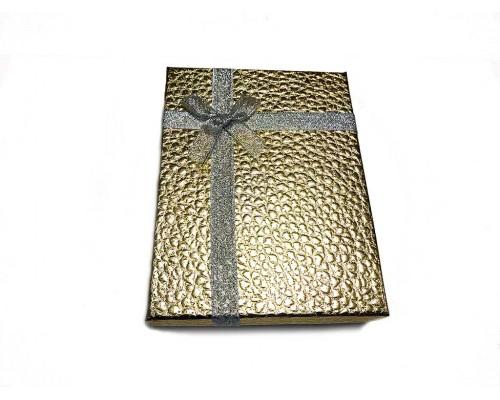 Коробочка для обложки №2 золотая